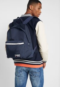Tommy Jeans - COOL CITY BACKPACK - Ryggsekk - blue - 1