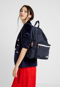 Tommy Jeans - COOL CITY BACKPACK - Ryggsekk - blue - 5