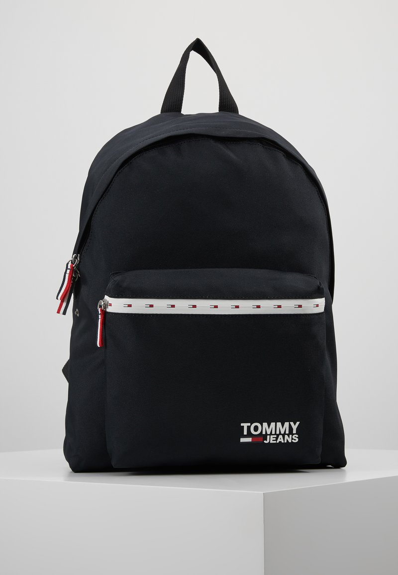 Tommy Jeans - COOL CITY BACKPACK - Tagesrucksack - black