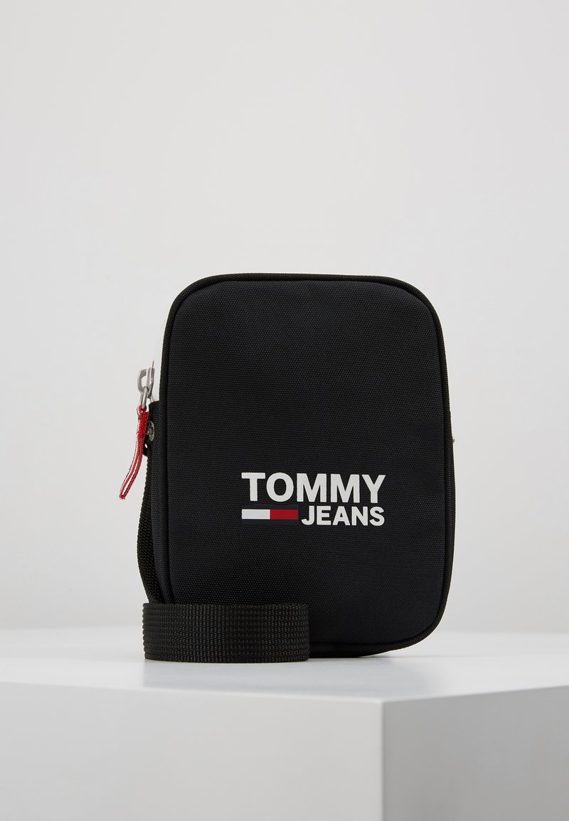 Tommy Jeans - COOL CITY COMPACT - Across body bag - black