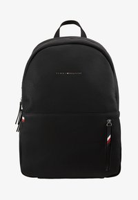 Tommy Hilfiger - ESSENTIAL BACKPACK - Tagesrucksack - black - 6
