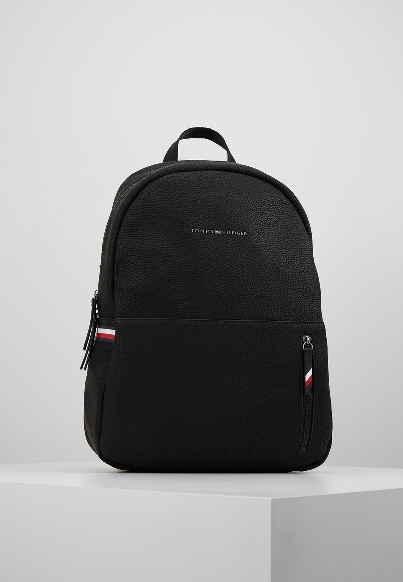 Tommy Hilfiger - ESSENTIAL BACKPACK - Tagesrucksack - black