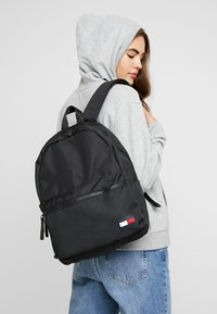 Tommy Hilfiger - CORE BACKPACK - Rucksack - black - 5