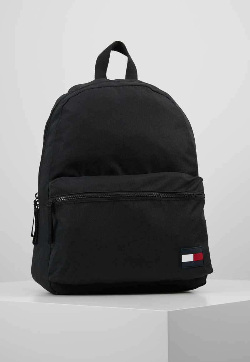 Tommy Hilfiger - CORE BACKPACK - Rucksack - black