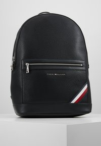 Tommy Hilfiger - DOWNTOWN BACKPACK - Ryggsekk - black - 0