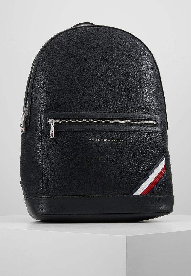 Tommy Hilfiger - DOWNTOWN BACKPACK - Ryggsekk - black