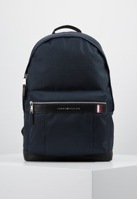 Tommy Hilfiger - ELEVATED BACKPACK - Rucksack - blue - 0