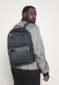 Tommy Hilfiger - ELEVATED BACKPACK - Rucksack - blue - 1