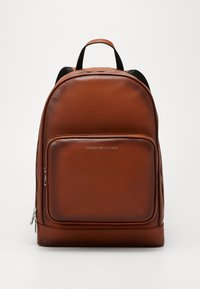 Tommy Hilfiger - CASUAL BACKPACK - Reppu - brown - 0