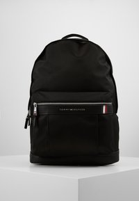 Tommy Hilfiger - ELEVATED BACKPACK - Rucksack - black - 0