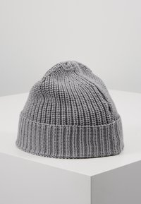 Tommy Jeans - BASIC FLAG BEANIE - Czapka - grey - 2