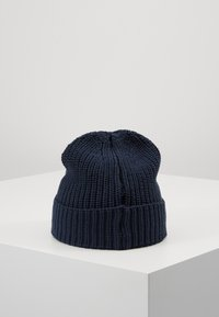 Tommy Jeans - BASIC FLAG BEANIE - Czapka - blue - 2