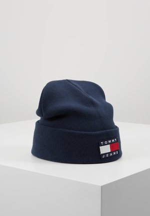 HERITAGE FLAG BEANIE - Bonnet - blue