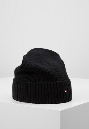 PIMA BEANIE - Mütze - black