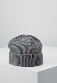 Tommy Hilfiger - OUTDOORS PATCH BEANIE - Muts - grey - 2