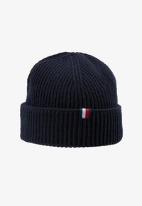 Tommy Hilfiger - OUTDOORS PATCH BEANIE - Beanie - blue - 5