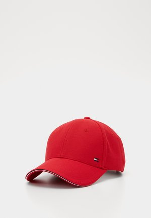 ELEVATED CORPORATE - Caps - red