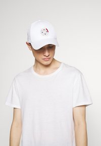 Tommy Hilfiger - ROUND PATCH  - Kšiltovka - white - 1
