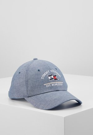 PATCH FLAG - Caps - light blue