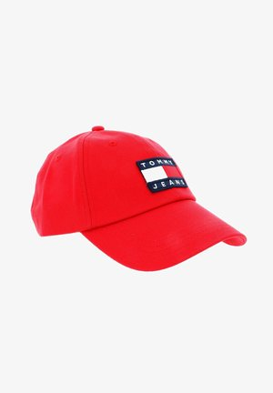 Cap - racing red