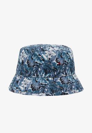 FLAG BUCKET HAT REVERSIBLE - Hat - blue