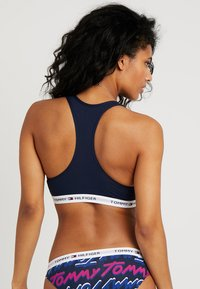 Tommy Hilfiger - BRALETTE ICONIC - Bustino - blue - 2