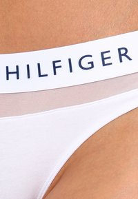 Tommy Hilfiger - SHEER FLEX THONG - String - white - 3