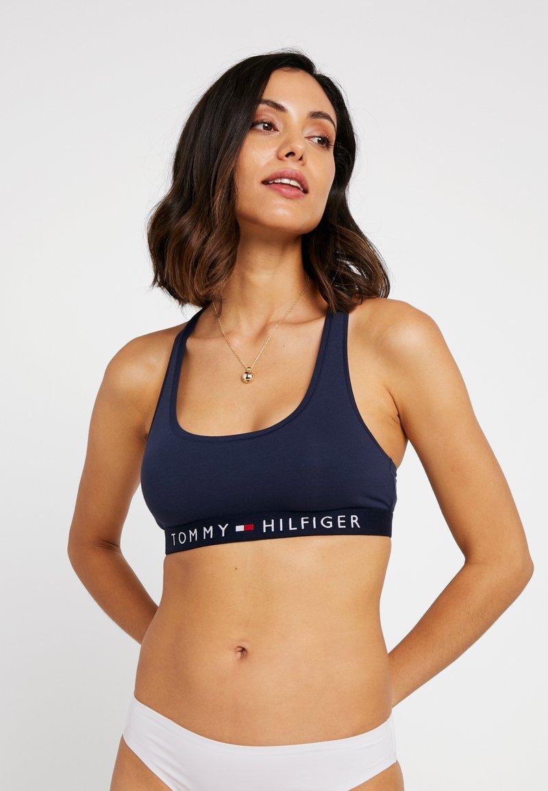 Tommy Hilfiger - ORIGINAL BRALETTE - Bustier - navy blazer