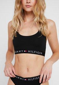 Tommy Hilfiger - ORIGINAL BRALETTE - Bustier - black - 0