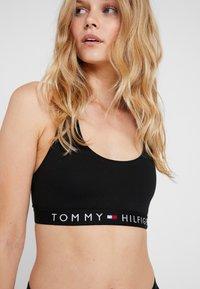 Tommy Hilfiger - ORIGINAL BRALETTE - Bustier - black - 4