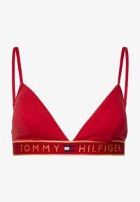 Tommy Hilfiger - ORIGINAL BRA - Triangel BH - tango red - 3
