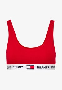 Tommy Hilfiger - BRALETTE - Topp - tango red - 4