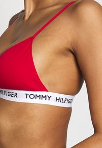 Tommy Hilfiger - PADDED BRA - Sujetador sin aros - tango red - 5