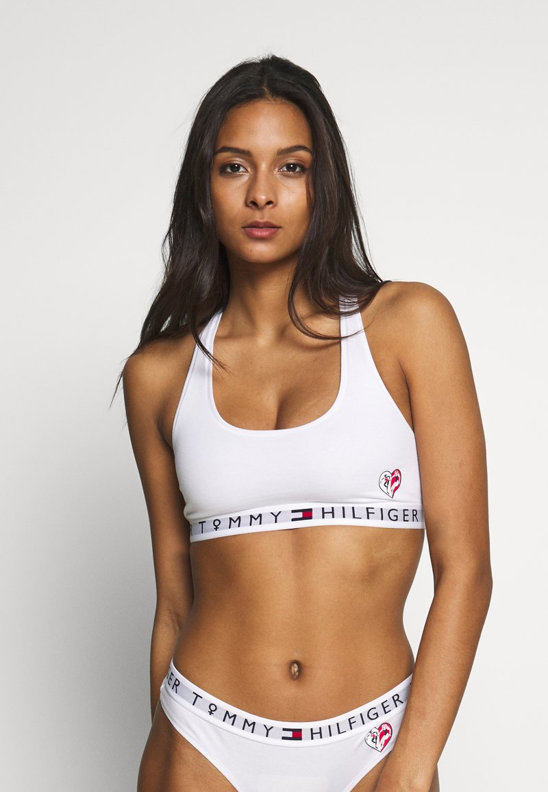 Tommy Hilfiger - WOMENS DAY BRALETTE - Bustier - classic white