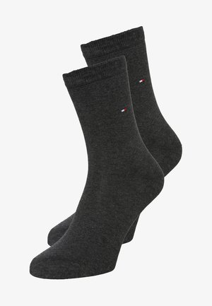 WOMEN SOCK CASUAL 2 PACK - Skarpety - anthracite melange