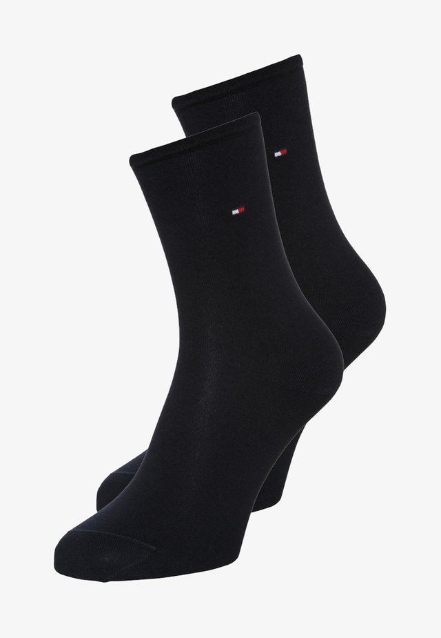 WOMEN SOCK CASUAL 2 PACK - Skarpety - midnight blue