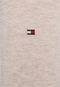 Tommy Hilfiger - WOMEN SMALL STRIPE 2 PACK - Skarpety - light beige melange - 2