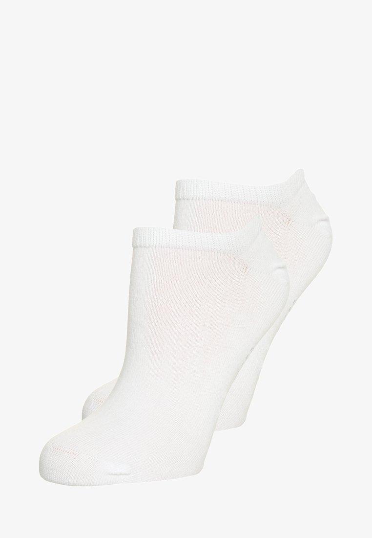 Tommy Hilfiger - WOMEN SNEAKER 2 PACK - Sokker - white