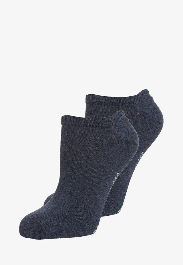 WOMEN SNEAKER 2 PACK - Skarpety - jeans