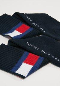 Tommy Hilfiger - FLAG - Skarpety - dark navy - 2