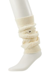 Tommy Hilfiger - WOMEN LEG WARMERS - Beenwarmers - off white - 3
