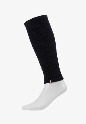 WOMEN LEG WARMERS - Guêtres - navy