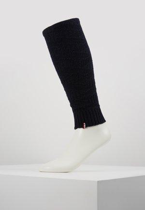 WOMEN LEG WARMERS - Calentadores - navy