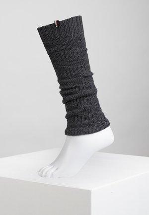 Sokken - dark grey melange