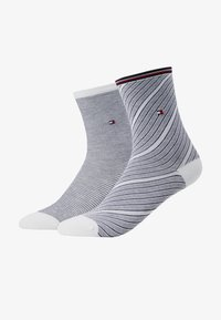 Tommy Hilfiger - WOMEN SOCK REFINED - Sokken - midnight blue - 1