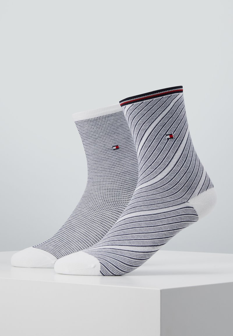 Tommy Hilfiger - WOMEN SOCK REFINED - Sokken - midnight blue