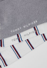 Tommy Hilfiger - WOMEN SOCK STRIPE 2 PACK - Sokken - white - 2