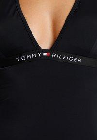 Tommy Hilfiger - ONE PIECE  - Maillot de bain - black - 5