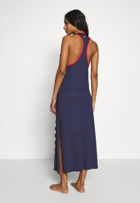Tommy Hilfiger - TANK DRESS LONG - Noční košile - pitch blue - 2