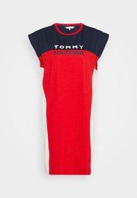Tommy Hilfiger - BOLD - Koszula nocna - red glare - 3